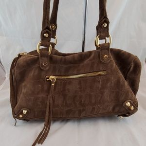 Lines Pelle Collection Bag